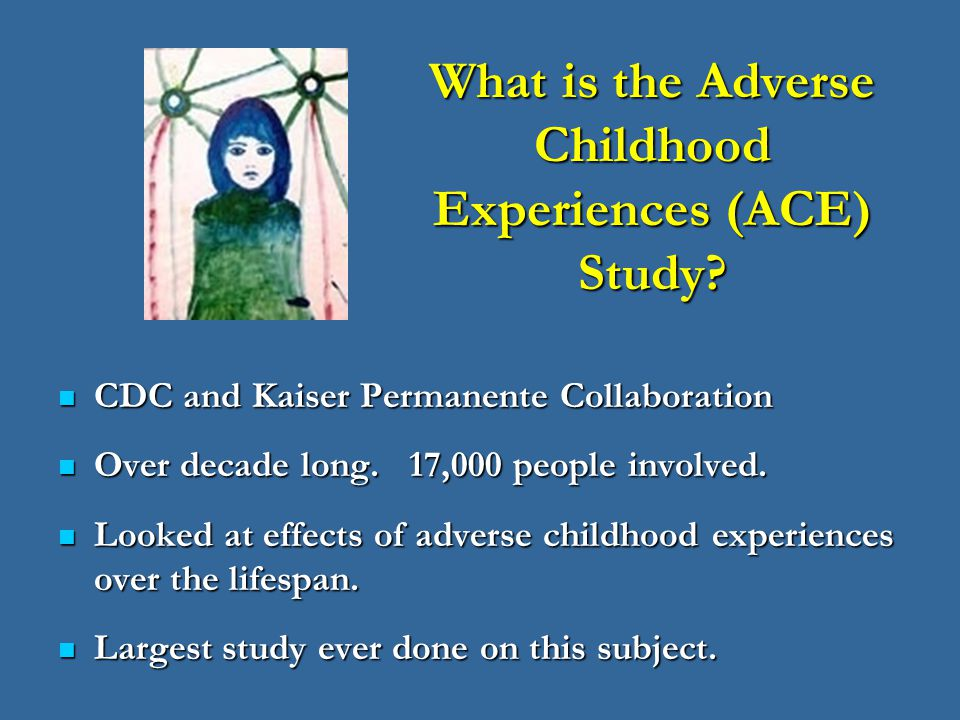 Adverse Childhood Experiences - Integral Social Work