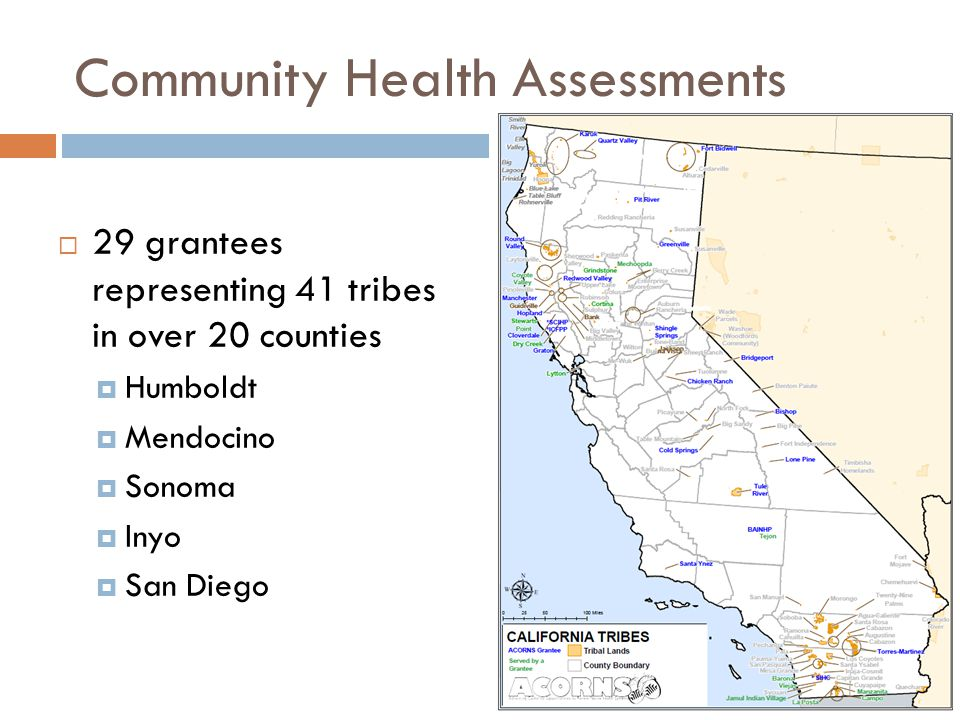 Community Health Assessments