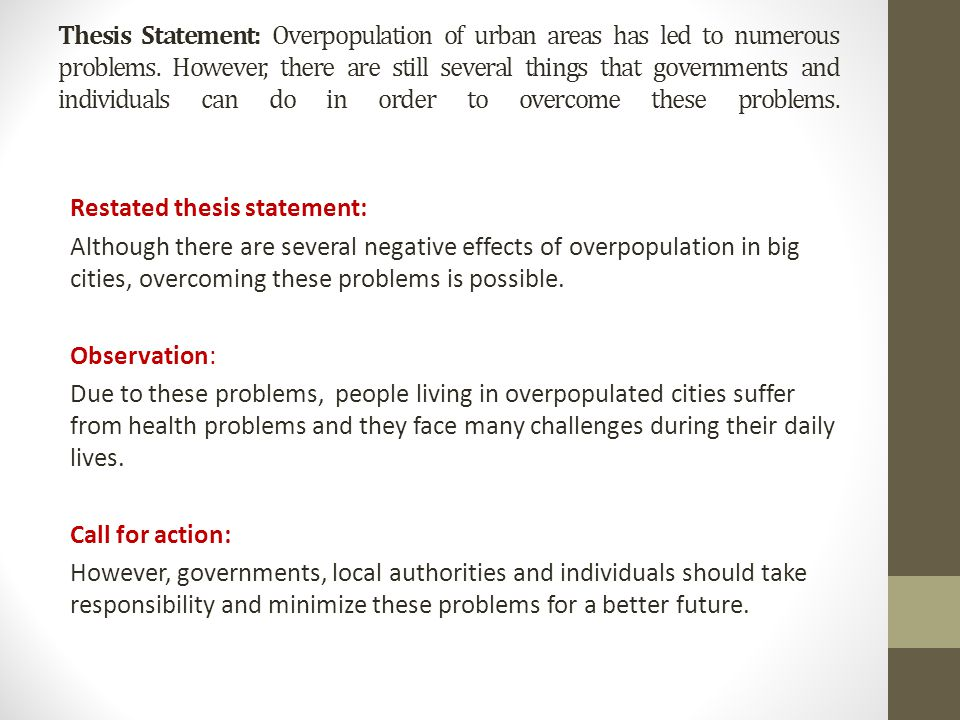 essay on how overpopulation causes social problems Free essay: overpopulation occurs when how overpopulation causes social problems a species' population exceeds the carrying uc riverside creative writing capacity of its ecological niche.