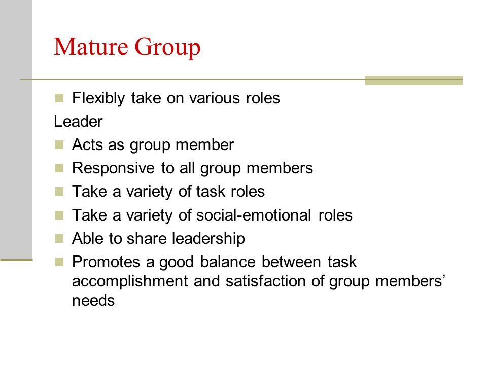 task groups and therapy groups The course emphasizes: forming the group, assessing member problems, setting goals, structuring group tasks, activities, and experiences, understanding and enhancing group functioning, enabling problem-solving processes, facilitating transfer of change, evaluating individual and group change, and terminating the group.