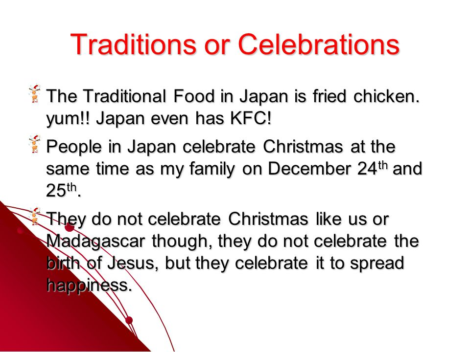 Christmas Around the World - ppt video online download