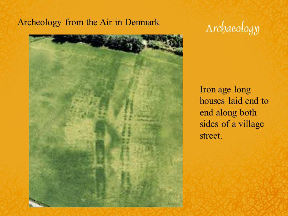 Archeology from the Air in Denmark