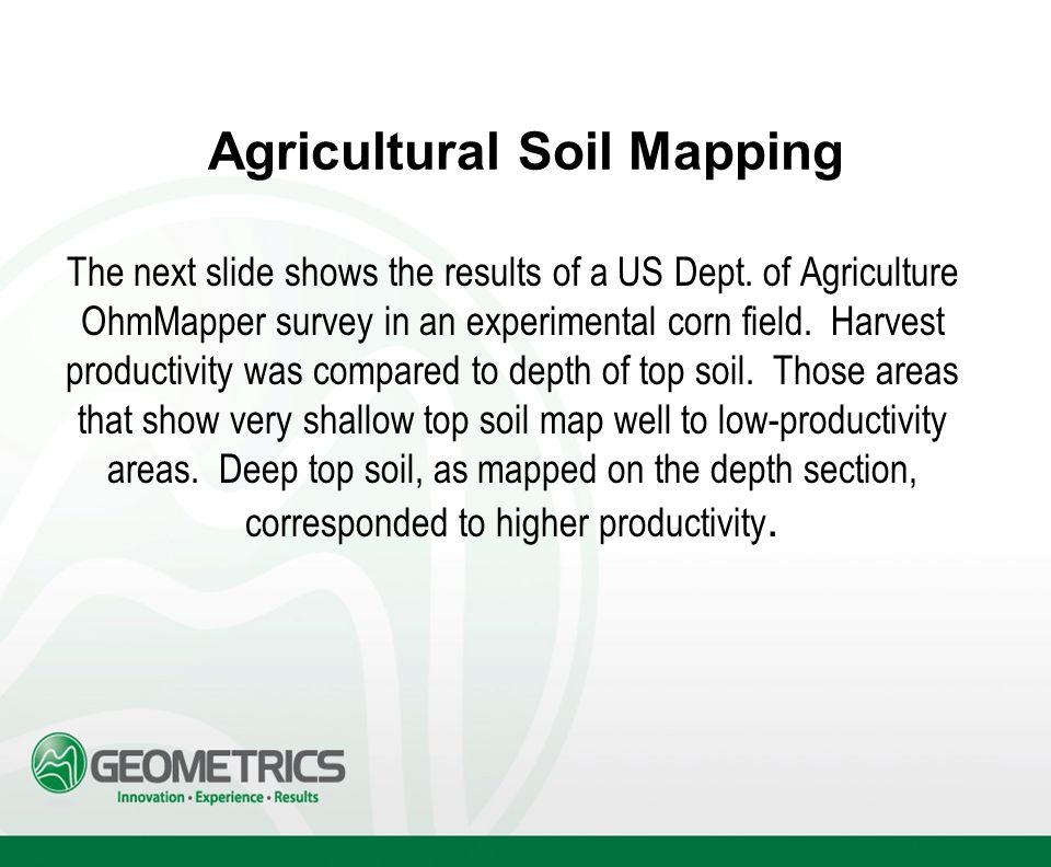 Resistivity Surveying Ppt Video Online Download - Soil resistivity map us