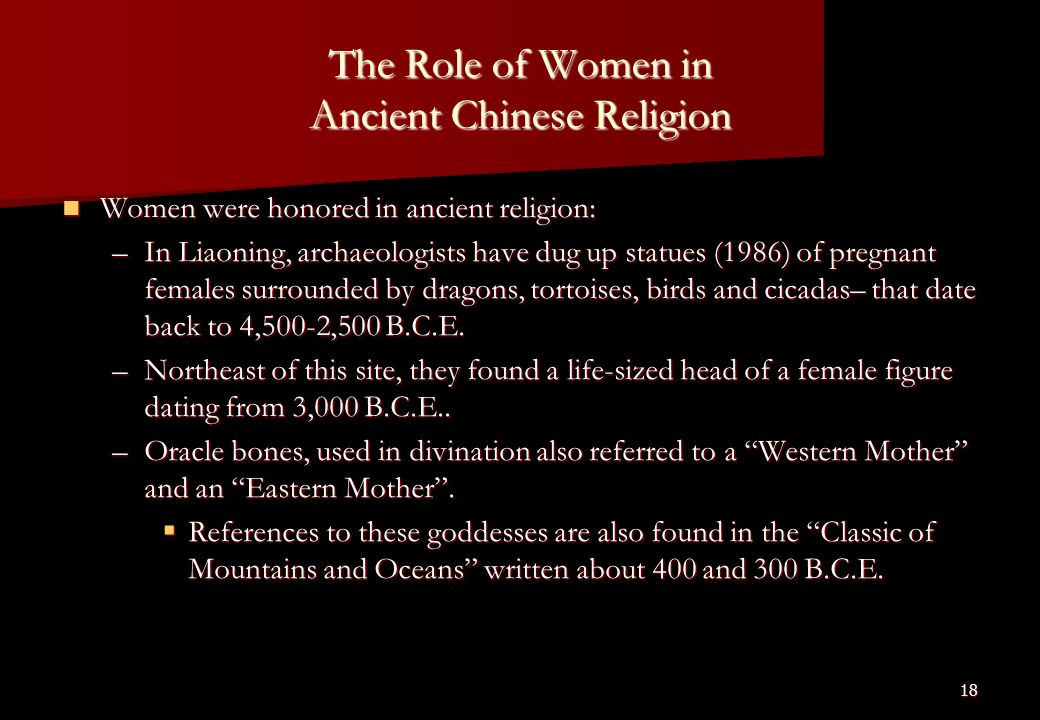 christianity and religion the role and importance of women Ct women ct history ct books  the secret religion of the slaves  nor were all those who accepted christianity members of a church, but the doctrines, symbols, and vision of life preached .