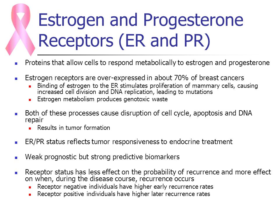 estrogen and breast cancer pdf