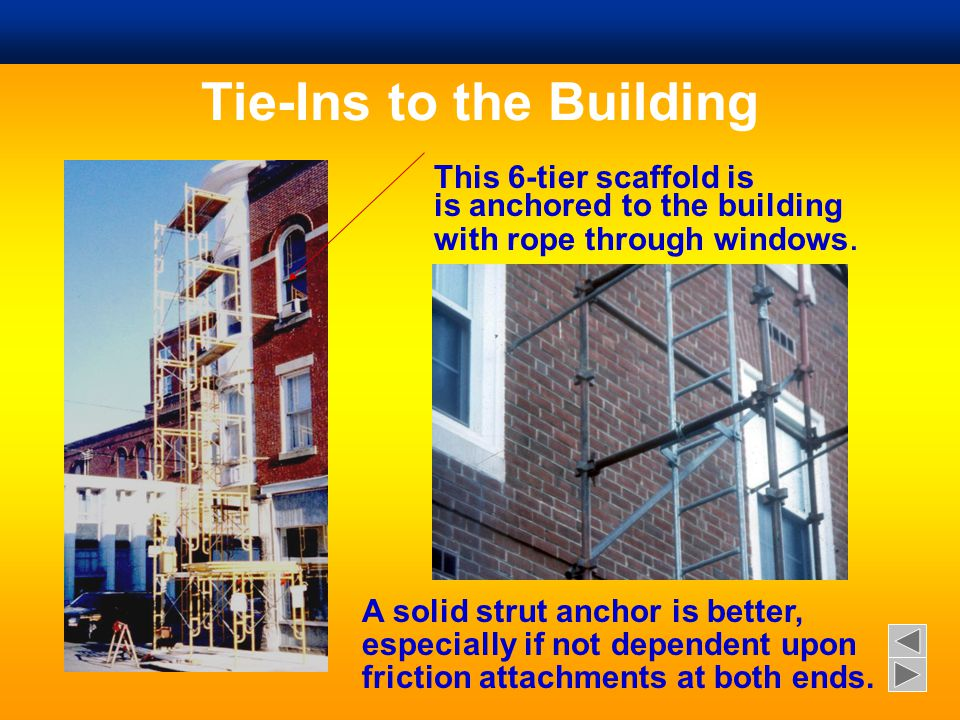 Scaffold User Training - ppt video online download