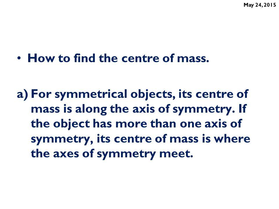 how to find the realvlatisc mass