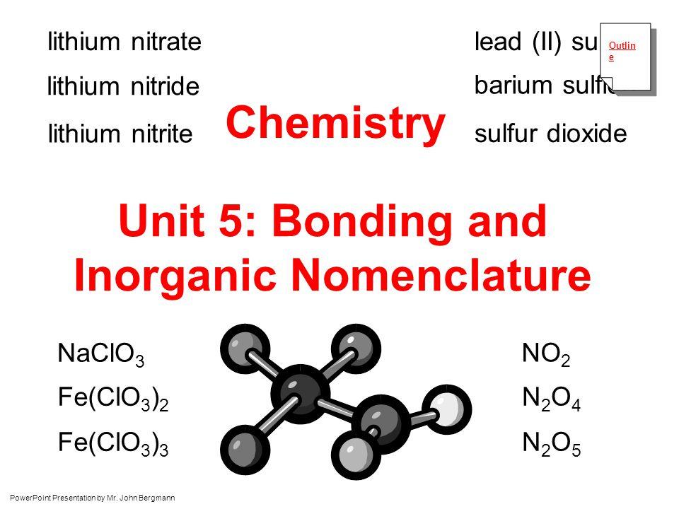 Inorganic Nomenclature ppt download – Inorganic Nomenclature Worksheet