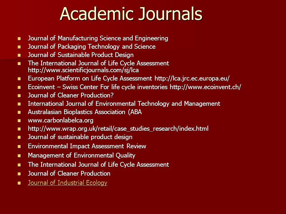 Engineering Design Management Journal