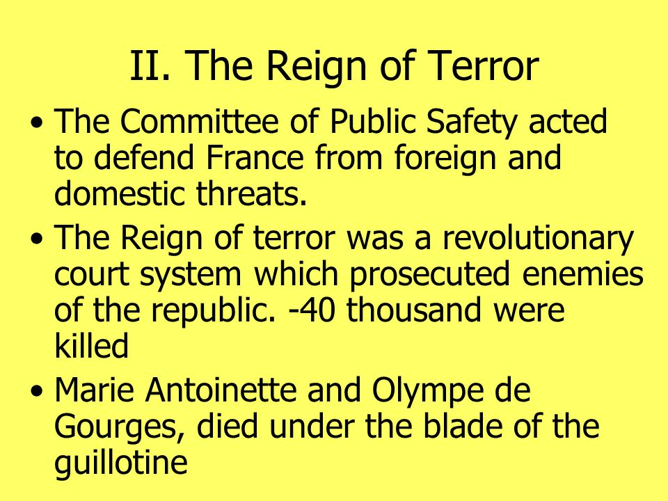 Chapter 18 The French Revolution & Napoleon - ppt video ...