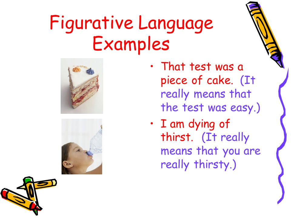 connection of figurative language in the These 10 figurative language posters are a great way for you to introduce different types of figurative language and can also be displayed in the classroom and used as a reference for your students there is a poster for each type of figurative language including similes, idioms, metaphors, hyperboles, proverbs, allusions, alliterations.
