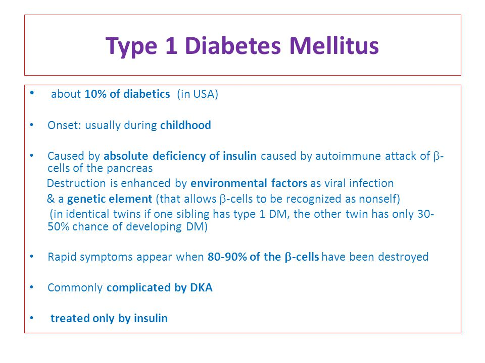how to read diabetes in usa