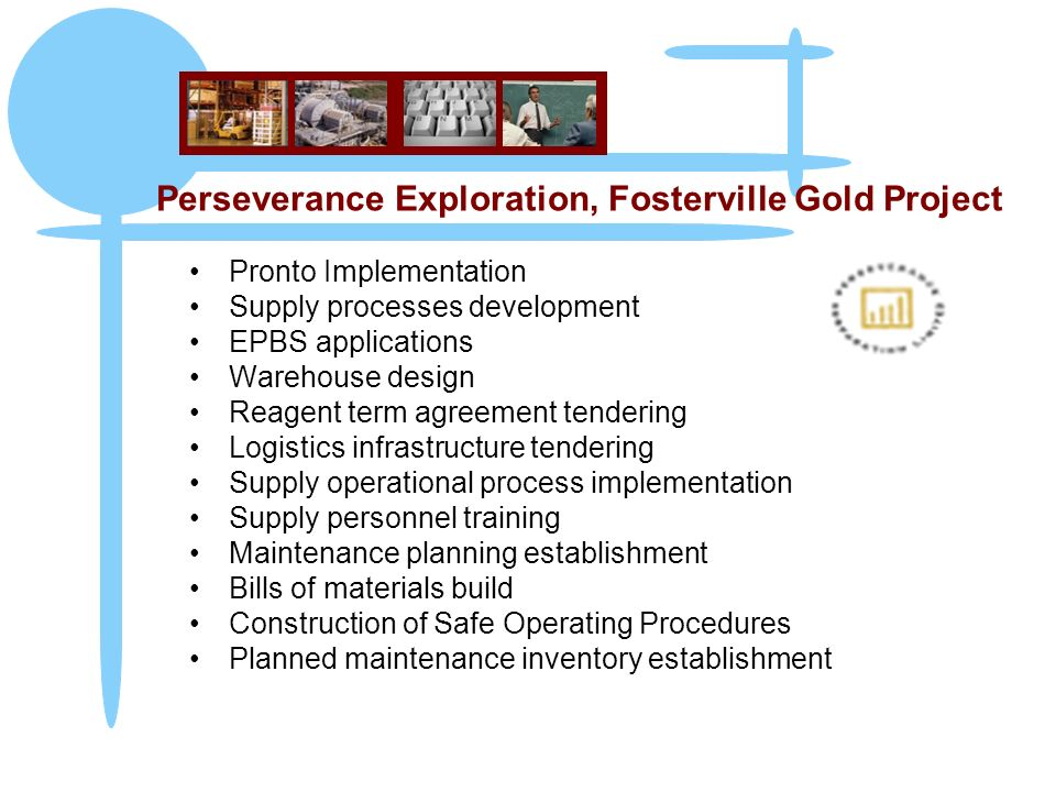 Perseverance Exploration, Fosterville Gold Project