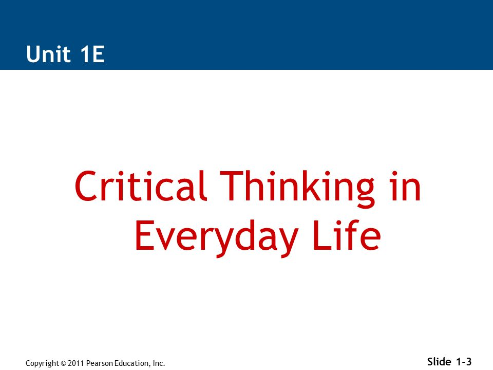 Critical thinking apple inc
