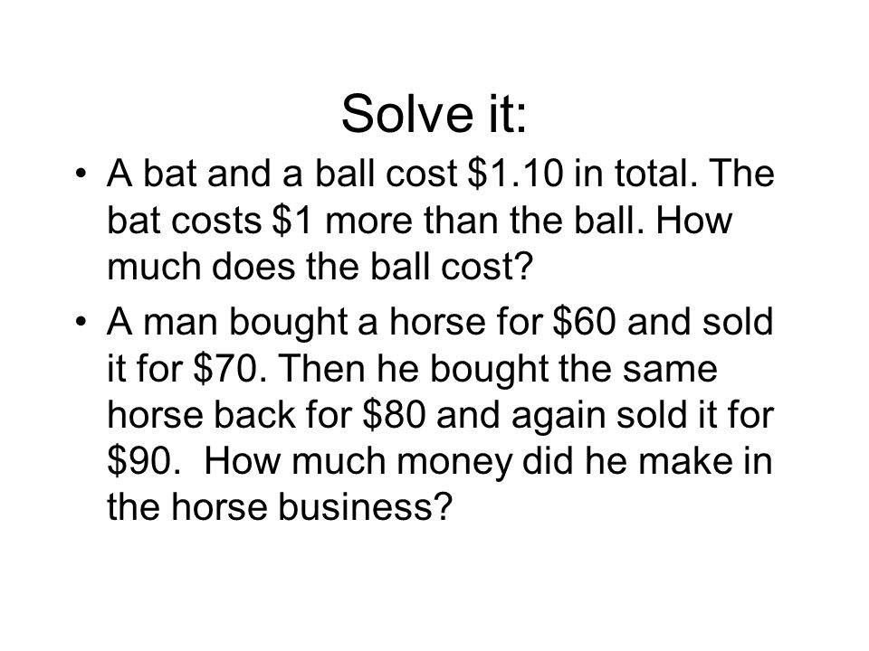 Thinking Deciding And Problem Solving Ppt Video Online