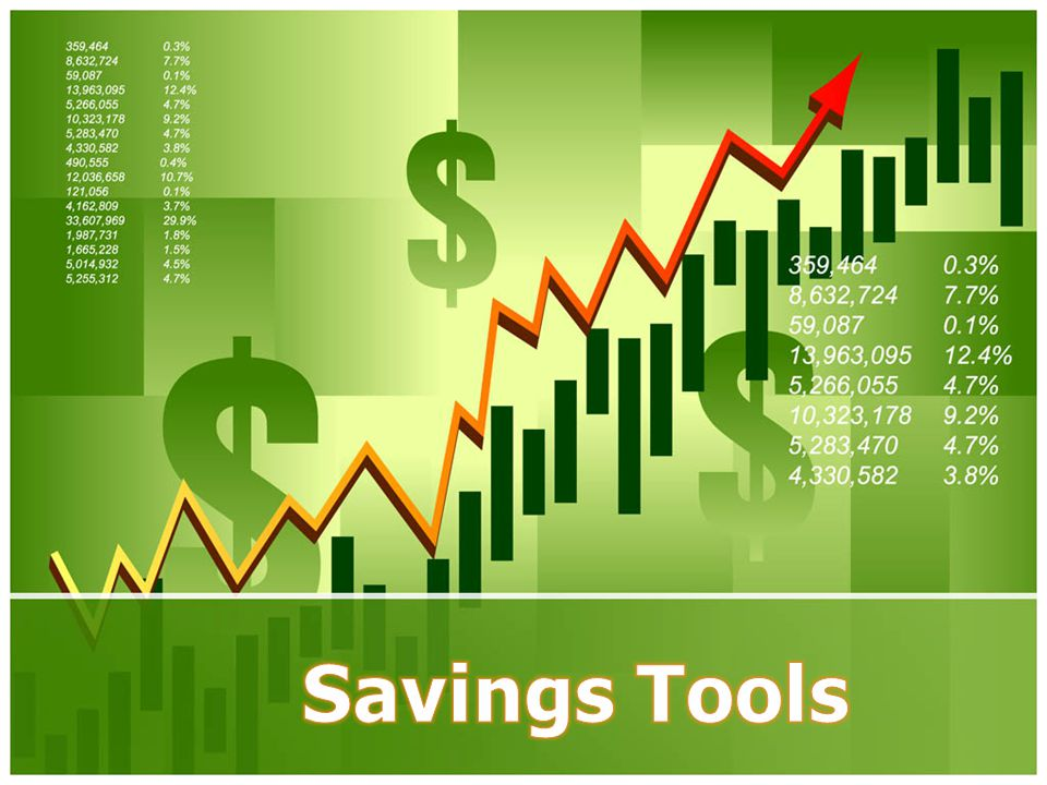 Savings Tools