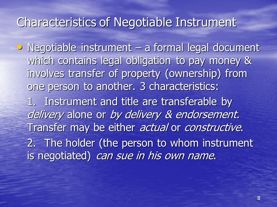 Ownership Of Property By One Person Alone