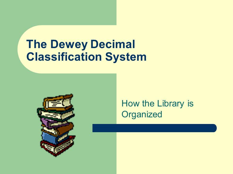 dewey decimal number