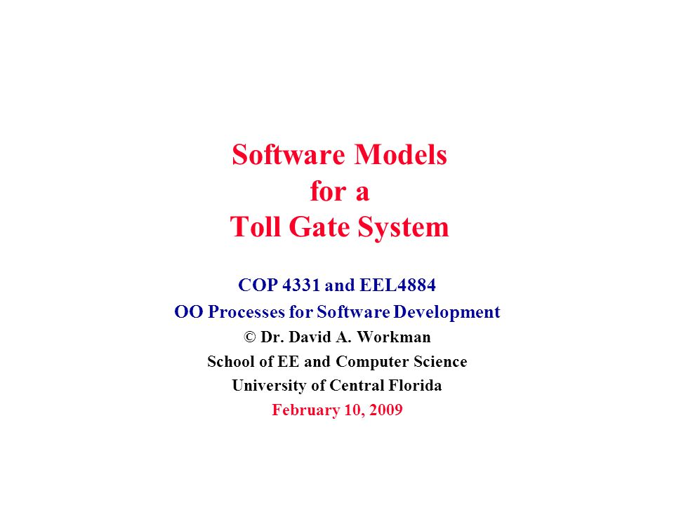 Invoice Sample Australia Pdf Software Models For A Toll Gate System  Ppt Video Online Download Transporter Invoice Format Pdf with Email Receipts Software Models For A Toll Gate System Receipt Storage Box Pdf