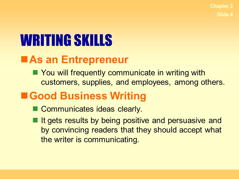 how to be a good entrepreneur essay There are countless articles on the internet claiming that being an entrepreneur is  better than being an employee but is that really the truth.