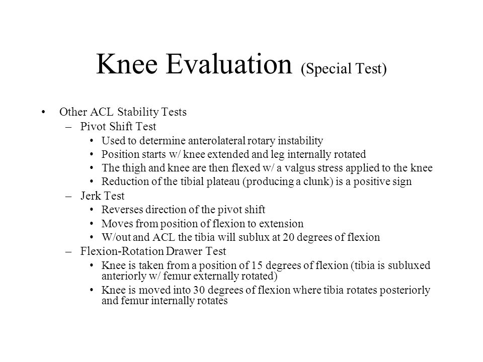Knee Seminar Coach Taylor. - ppt download