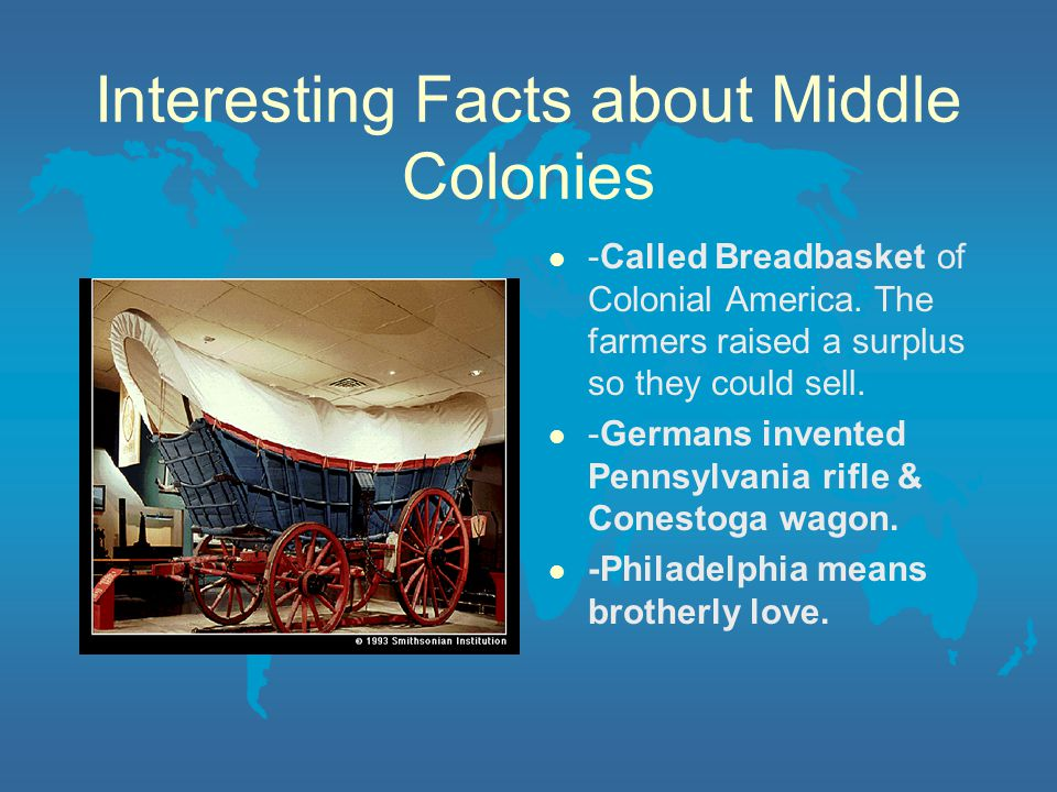 The first 13 colonies ppt video online download for Good facts about america