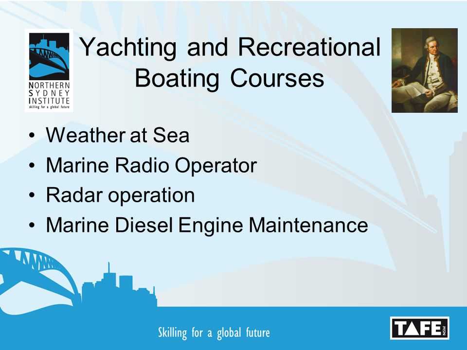 Northern sydney institute tafe nsw ppt download for Outboard motor repair training online