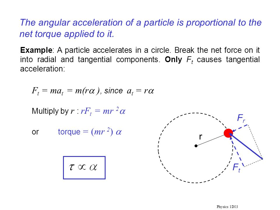 how to find angular acceleration in physics