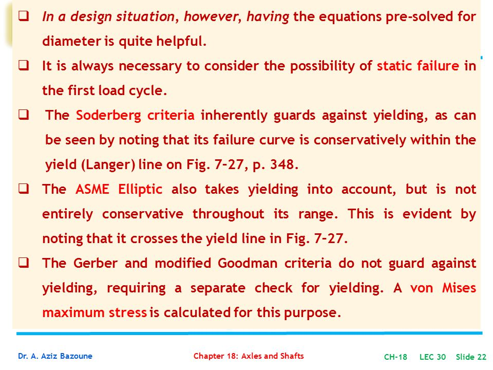 In a design situation, however, having the equations pre-solved for diameter is quite helpful.