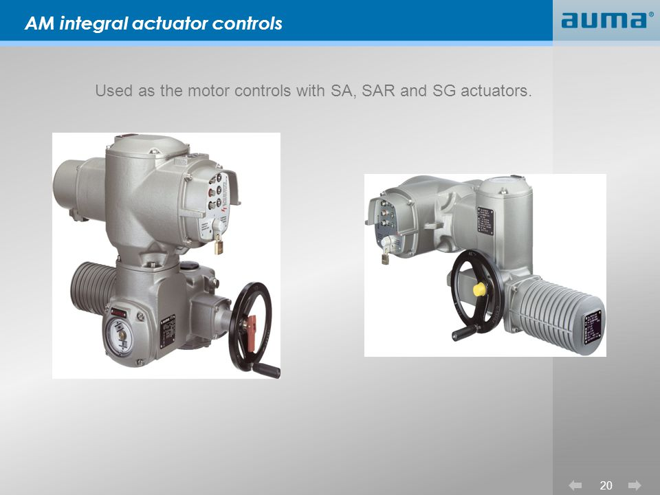 AUMA Electric Actuators - ppt video online download on primary metering diagrams, 2005 chevrolet hd diesel engine diagrams, bettis actuator diagrams,