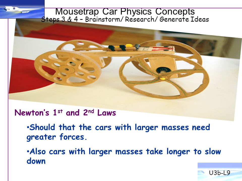 physics mousetrap lab Minds on physics - legacy version is the browser-based, shockwave-dependent version of minds on physics the app relying on the shockwave plug-in and a collection of carefully crafted questions, the legacy version of mops seeks to improve students' conceptions of physics.