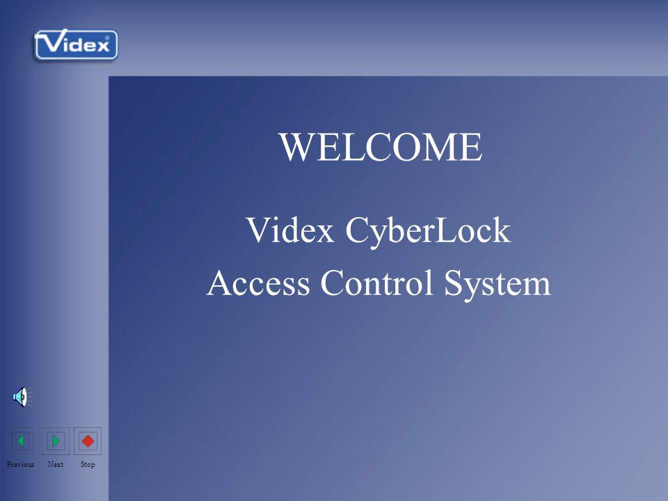 Videx CyberLock Access Control System