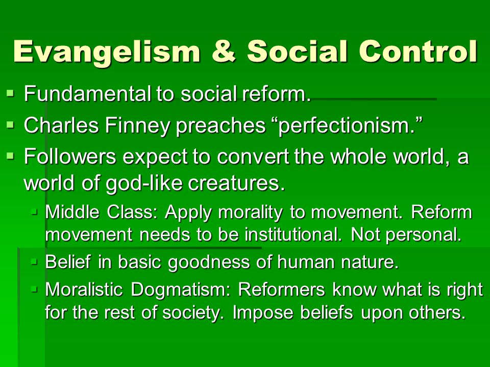 American S Fundamental Beliefs About Human Nature