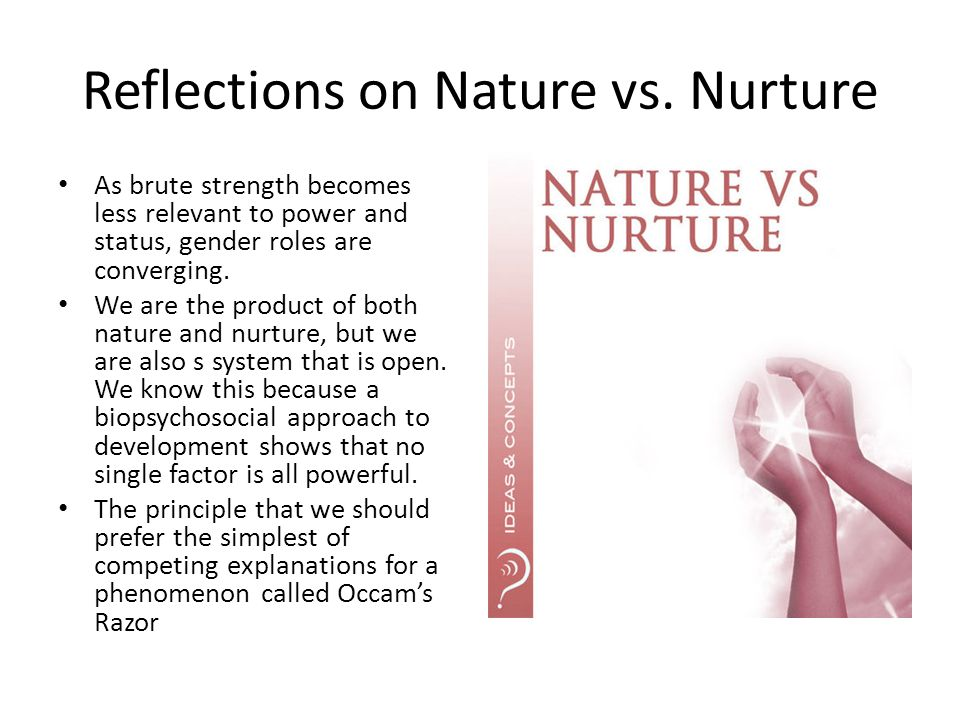 The Nature-Nurture Interactions Behind Eating Disorders