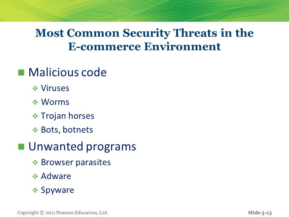 e commerce security and threats Visa public identifying and mitigating threats to e-commerce payment processing erik rasmussen director, na cyber security intelligence visa inc 29 april 2015.