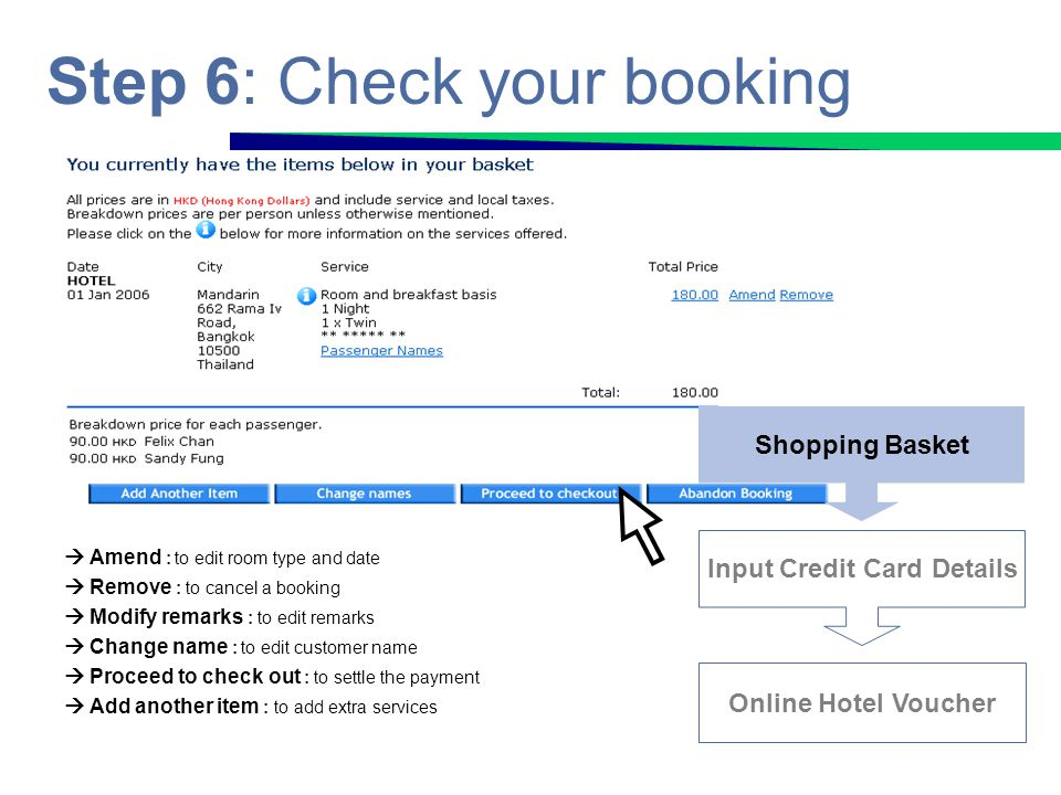 How to book a hotel through in ppt video online download 7 step altavistaventures Choice Image