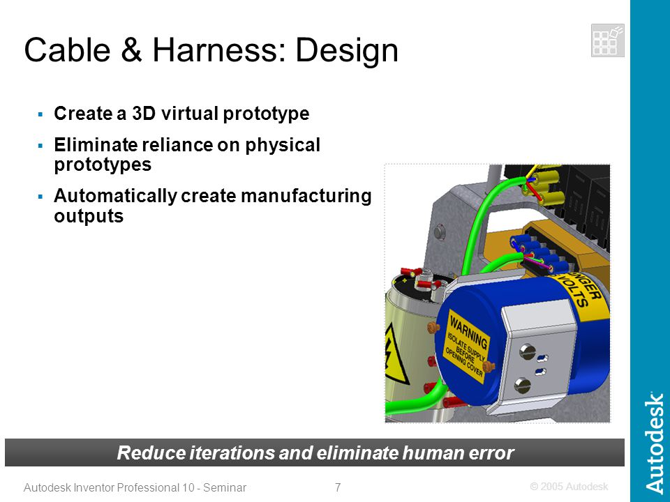 Cable+%26+Harness%3A+Design advanced micro systems, inc ppt download  at gsmx.co