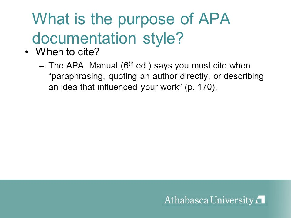 how to apa 6th edition reference a case study