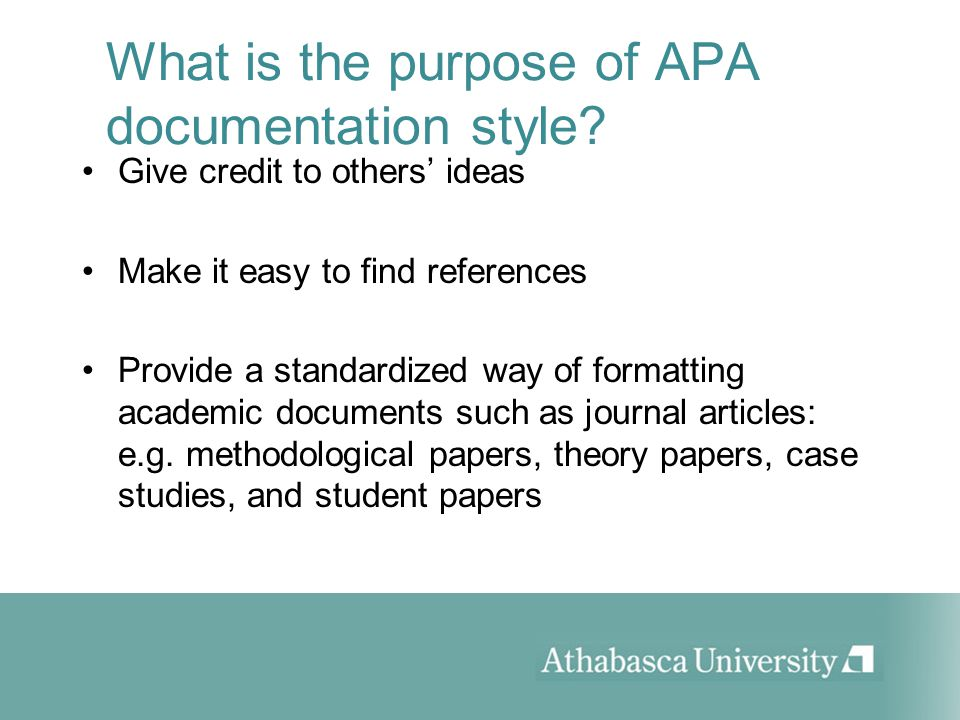 using apa  what graduate students need to know