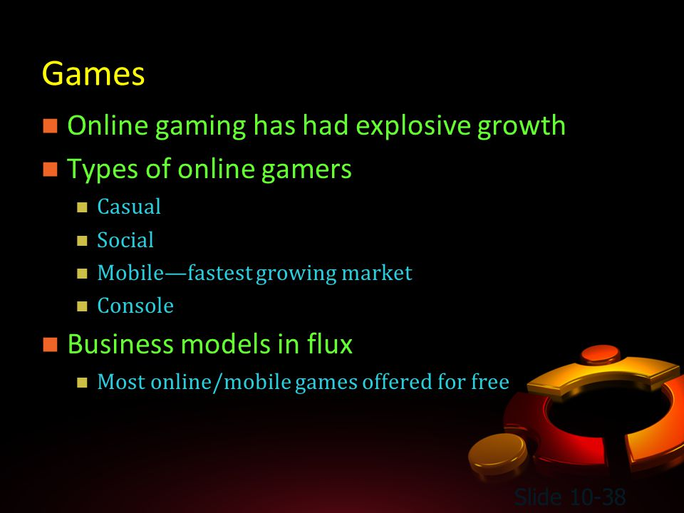 types of online gamers Online games are all the rage | xbox 360 games free [] online game which has reached every corner of the world and every generation is real-time strategy.