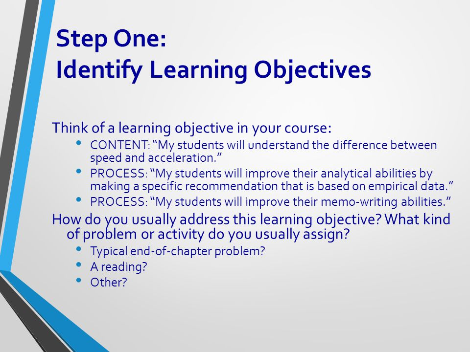 What Makes a Good PBL Problem ppt video online download