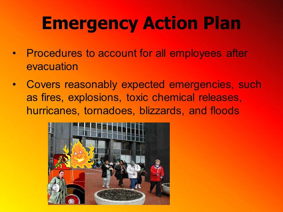 emergency procedure plan assignment Procedure 1: fire emergencies and building fire alarms   structure, key  responsibilities, emergency assignments, and general procedures to follow.