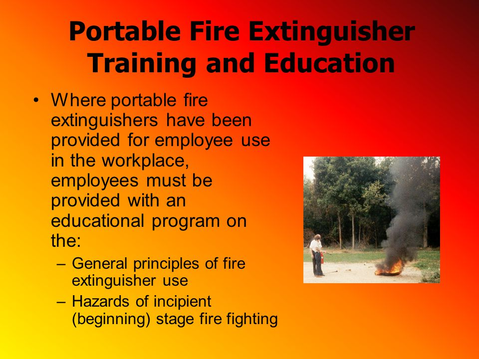 Incipient Fire Fighting Program Related Keywords & Suggestions