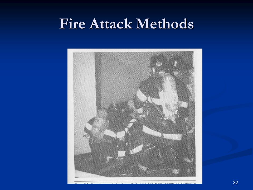 Fire Attack Methods