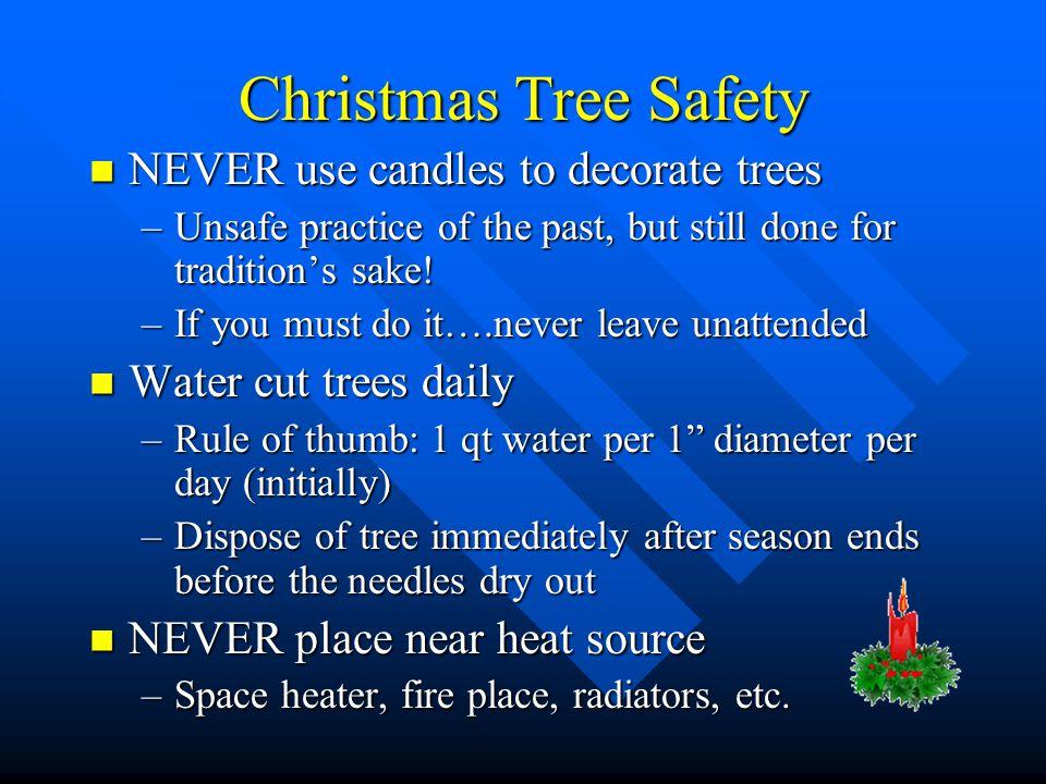 Dispose Of Christmas Tree