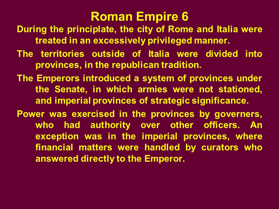 significance of the roman empire The roman empire, at its height (c 117 ce), was the most extensive political and social structure in western civilization by 285 ce the empire had grown.