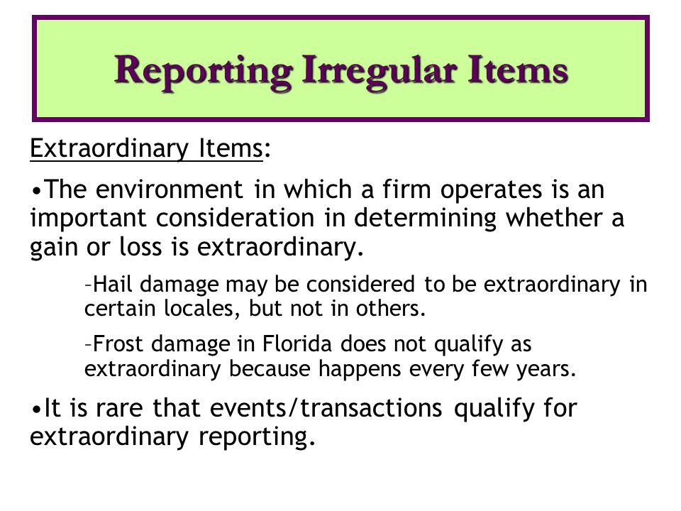 irregular items Proofreading strategies to try: skim your paper, pausing at the words and and or check on each side of these words to see whether the items joined are parallel.