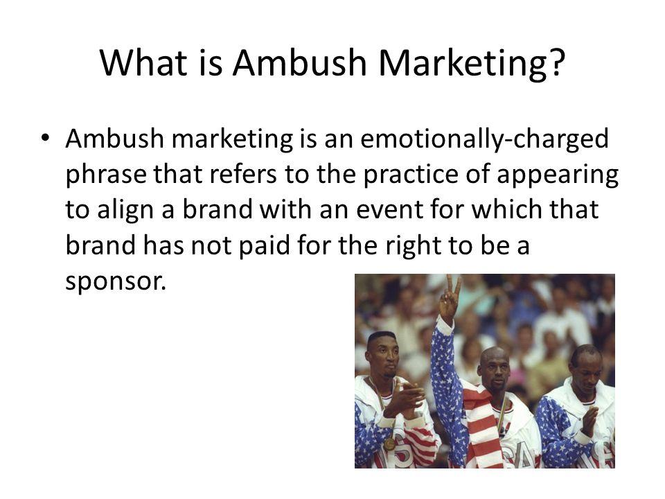 ambush marketing beispiele