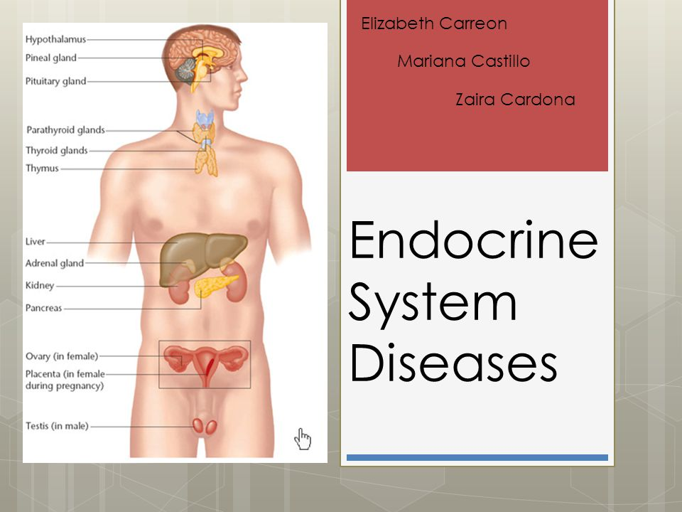 an analysis of the disorders of the endocrine gland Endocrine autoimmune disorders are varied and tricky, and thyroid disease is just endocrine disorders of the thyroid gland are typically diagnosed by.