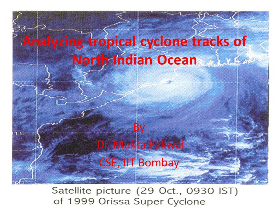 super cyclones in india